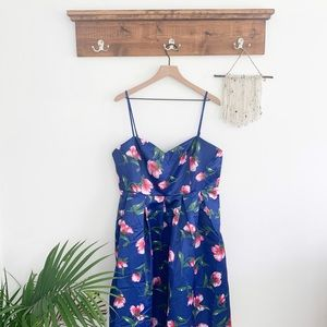 ModCloth | Vogue Vitality Fit + Flare Dress